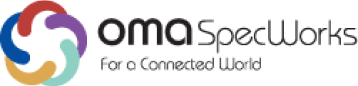 OMA SpecWorks – For a Connected World